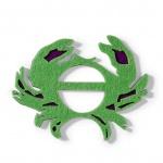 caranguejo-argola