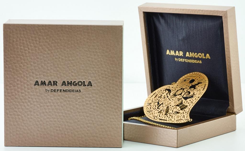 Caixa Amar Angola