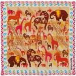 savana-girafas